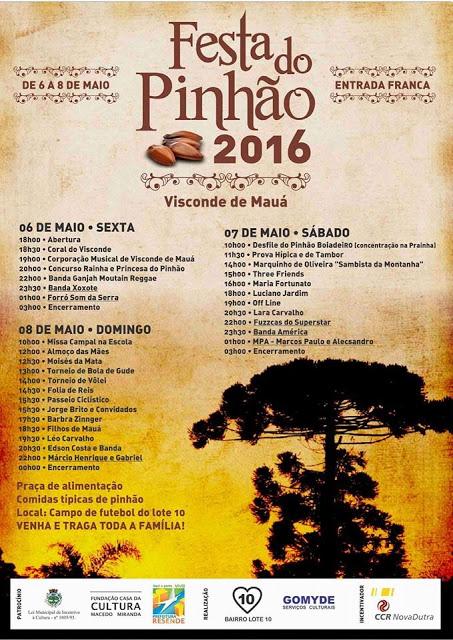 Festa do Pinhão 2016